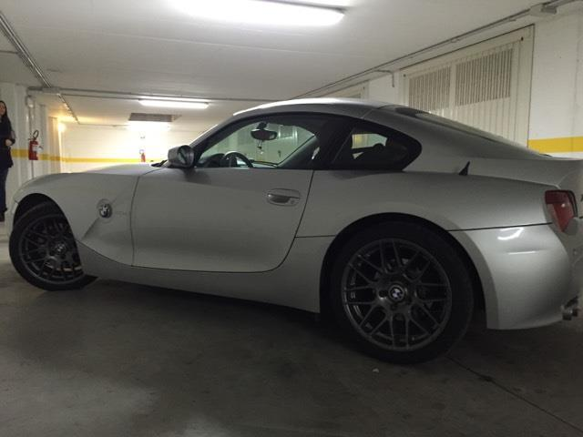 Sold Bmw Z4 3 0si Cat Coup 233 Used Cars For Sale Autouncle