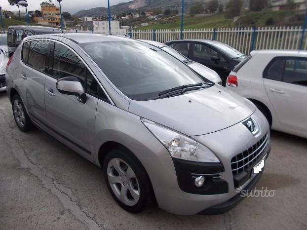 sold peugeot 3008 3008 1 6 hdi 110 used cars for sale autouncle. Black Bedroom Furniture Sets. Home Design Ideas