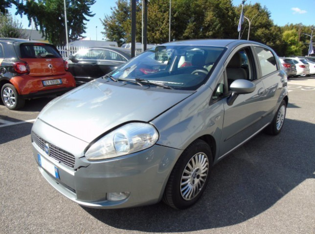 sold fiat grande punto 1 3 multije used cars for sale autouncle. Black Bedroom Furniture Sets. Home Design Ideas