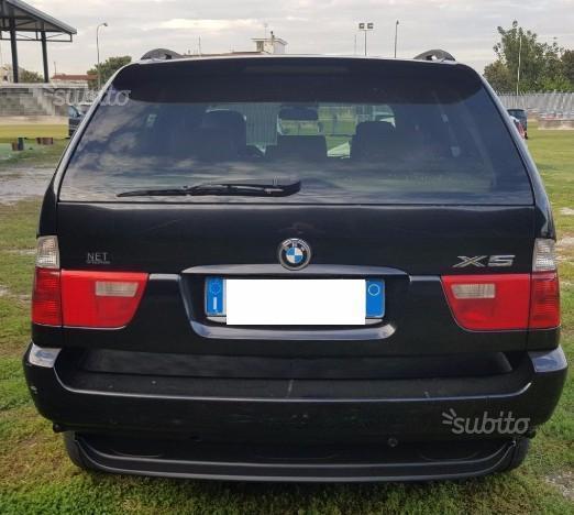 Sold BMW X5 3.0 D Futura Anno 2005