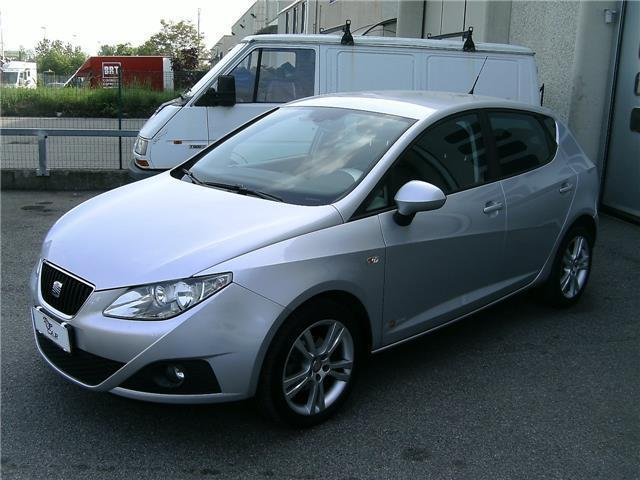 sold seat ibiza 1 2 tdi cr 5p cop used cars for sale autouncle. Black Bedroom Furniture Sets. Home Design Ideas