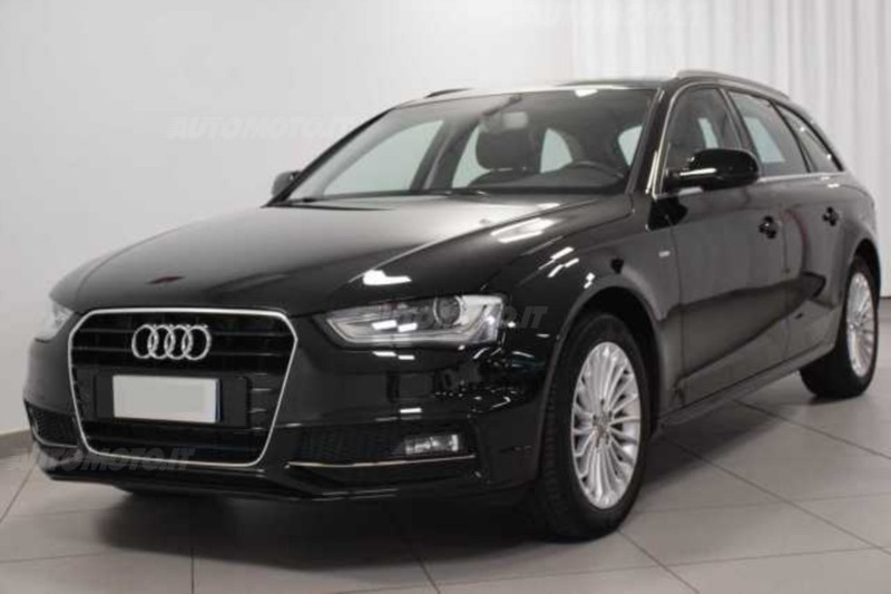 usata Audi A4 2.0 TDI 150 CV clean diesel quattro Busines