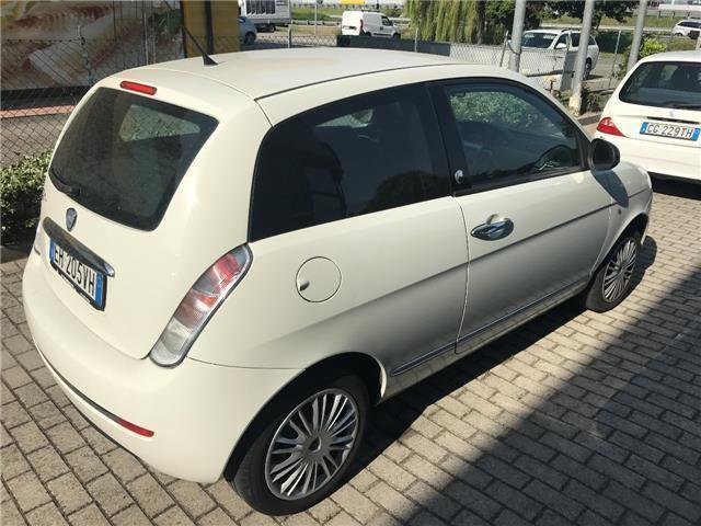 Sold lancia ypsilon 1 4 diva ecoch used cars for sale - Lancia diva usata ...