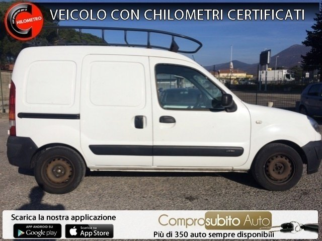 sold renault kangoo dci 70 iva inc used cars for sale autouncle. Black Bedroom Furniture Sets. Home Design Ideas