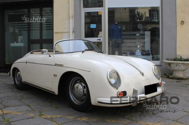 Sold Porsche 356 Speedster Replica Used Cars For Sale