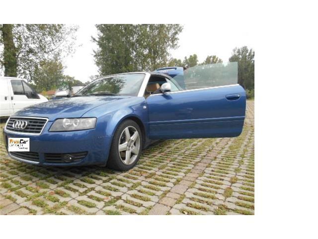 usata Audi A4 Cabriolet 1.8 20v