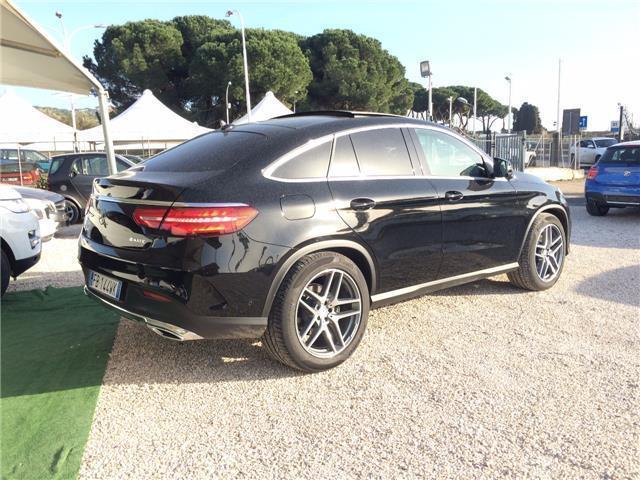 venduto mercedes gle350 d 4matic coup auto usate in vendita. Black Bedroom Furniture Sets. Home Design Ideas