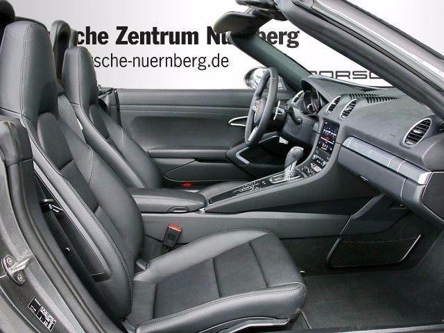Sold Porsche 718 Cabrio Boxster 2 Used Cars For Sale