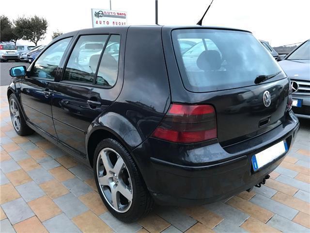 sold vw golf iv 1 9 tdi 150 cv 5 used cars for sale. Black Bedroom Furniture Sets. Home Design Ideas