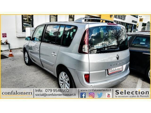 usato 2 0 dci 175 hp initial proactive renault espace 2007 km in roncade tv. Black Bedroom Furniture Sets. Home Design Ideas