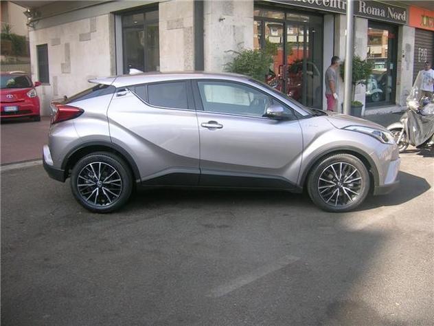 sold toyota c hr 1 8 hybrid cvt lo used cars for sale. Black Bedroom Furniture Sets. Home Design Ideas