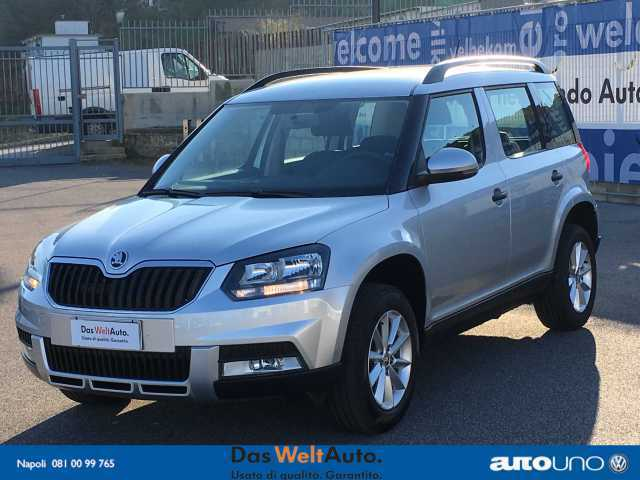 sold skoda yeti outdoor 2 0 tdi sc used cars for sale. Black Bedroom Furniture Sets. Home Design Ideas