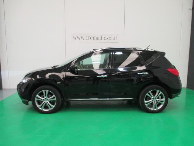 sold nissan murano 2 5 dci tekna used cars for sale. Black Bedroom Furniture Sets. Home Design Ideas