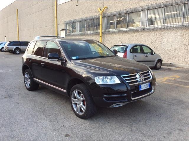 sold vw touareg 2 5 r5 tdi sospe used cars for sale autouncle. Black Bedroom Furniture Sets. Home Design Ideas