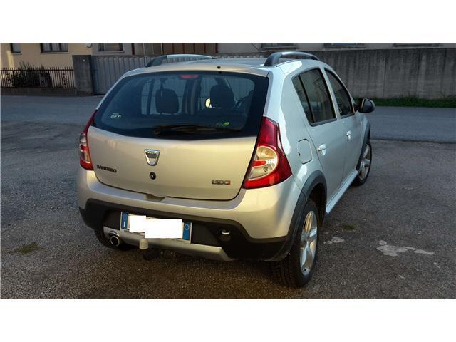 sold dacia sandero stepway 1 5 dci used cars for sale. Black Bedroom Furniture Sets. Home Design Ideas