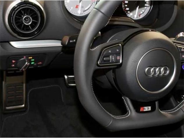 Audi s3 sportback usata prezzo