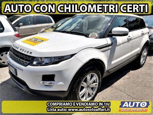 Risparmia 2300 Land Rover Range Rover Evoque 22 Diesel 150