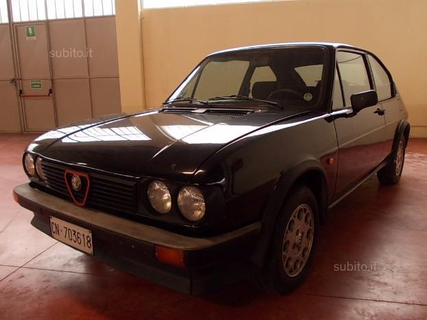 sold alfa romeo alfasud 1 5 3 port used cars for sale. Black Bedroom Furniture Sets. Home Design Ideas