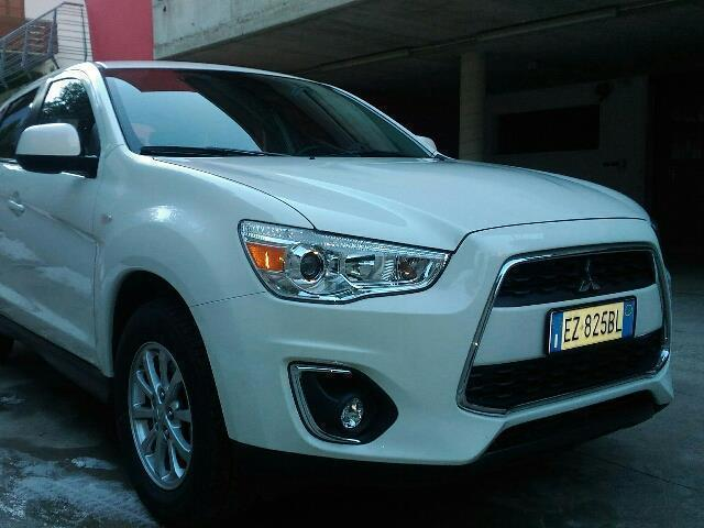 sold mitsubishi asx 1 8 di d 150 c used cars for sale autouncle. Black Bedroom Furniture Sets. Home Design Ideas
