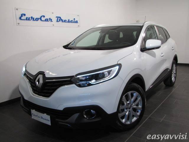 sold renault kadjar tce 130cv zen used cars for sale autouncle. Black Bedroom Furniture Sets. Home Design Ideas