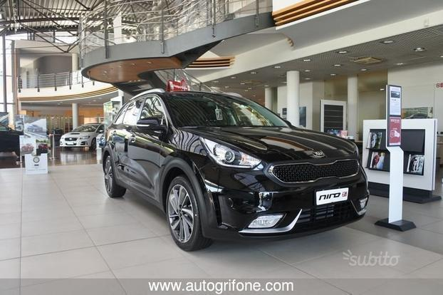 sold kia niro niro 1 6 gdi dct hev used cars for sale autouncle. Black Bedroom Furniture Sets. Home Design Ideas