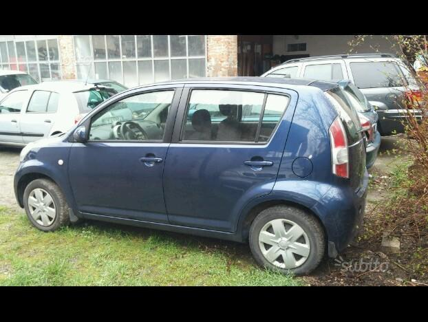 Sold Daihatsu Sirion 1 3i 16v Cat Used Cars For Sale