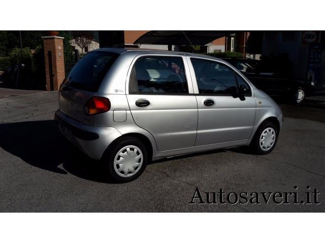 gebraucht Chevrolet Matiz usata 2000