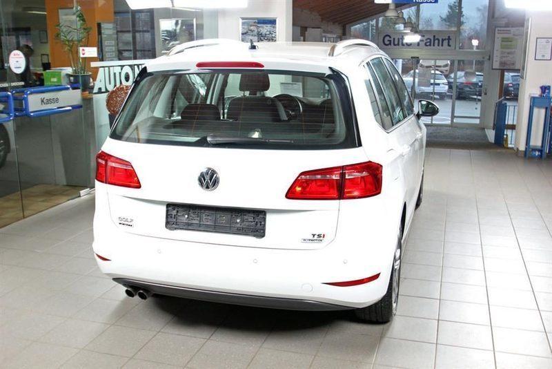 venduto vw golf sportsvan 1 4 tsi com auto usate in vendita. Black Bedroom Furniture Sets. Home Design Ideas