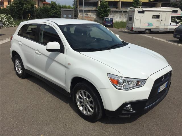 sold mitsubishi asx 1 8 di d 150 c used cars for sale. Black Bedroom Furniture Sets. Home Design Ideas
