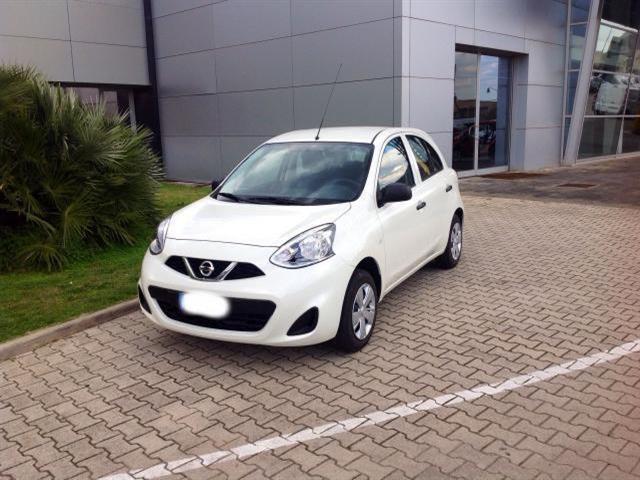 usata Nissan Micra 1.2 ECO VISIA
