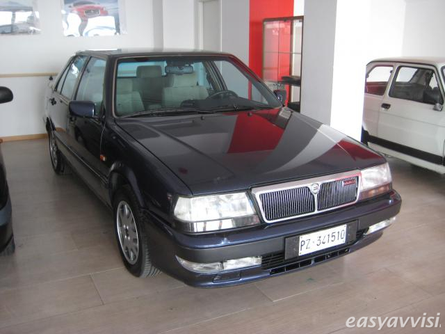 usato i e turbo 16v lx lancia thema 1993 km in bari. Black Bedroom Furniture Sets. Home Design Ideas