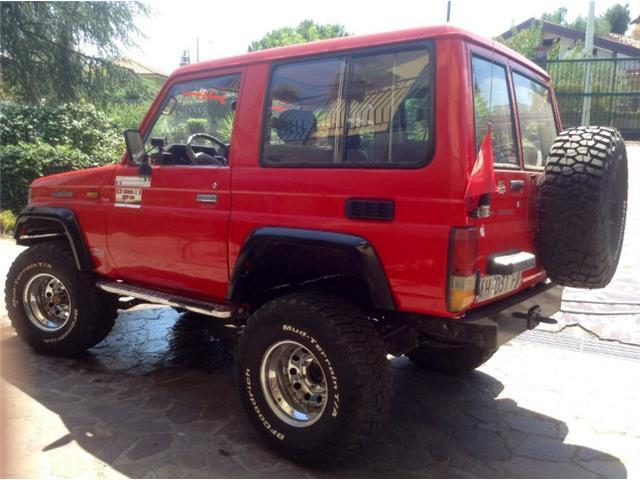 sold toyota land cruiser kzj 70 used cars for sale. Black Bedroom Furniture Sets. Home Design Ideas