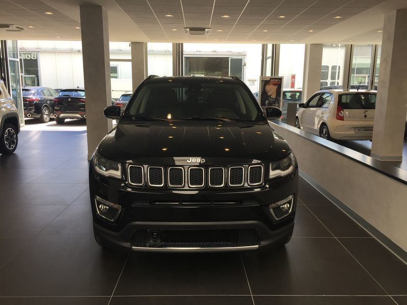 sold jeep compass 2 0 multijet 140