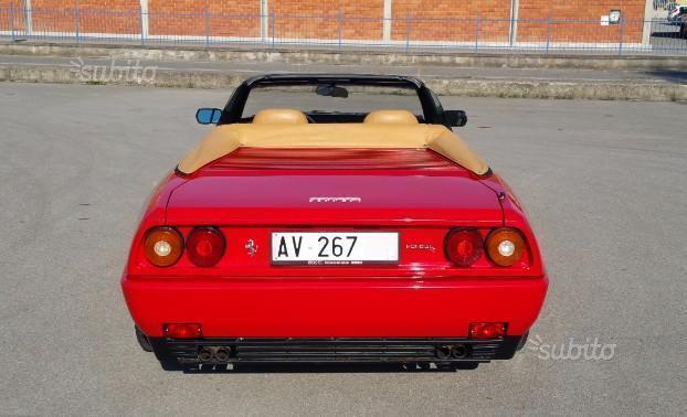 sold ferrari mondial 3 4 t cat cab used cars for sale autouncle. Black Bedroom Furniture Sets. Home Design Ideas