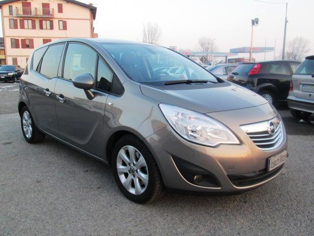 sold opel meriva 1 7 cdti 110cv co used cars for sale. Black Bedroom Furniture Sets. Home Design Ideas