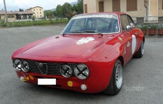 Alfa Gt Anni 70.Alfa Romeo 70