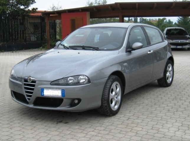 sold alfa romeo 147 1 9 jtdm 120 c used cars for sale autouncle. Black Bedroom Furniture Sets. Home Design Ideas