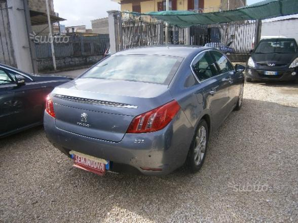 sold peugeot 508 2 0 hdi 140cv all used cars for sale autouncle. Black Bedroom Furniture Sets. Home Design Ideas