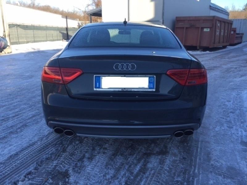 Audi a5 30 tdi usata 2009