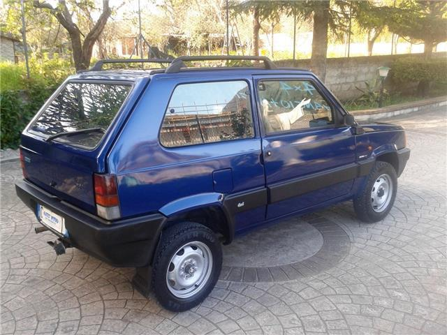 sold fiat panda 4x4 4x4 climbing 1 used cars for sale. Black Bedroom Furniture Sets. Home Design Ideas