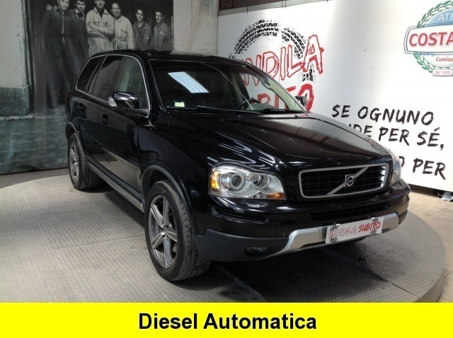 sold volvo xc90 diesel 4x4 sport s. - used cars for sale - autouncle