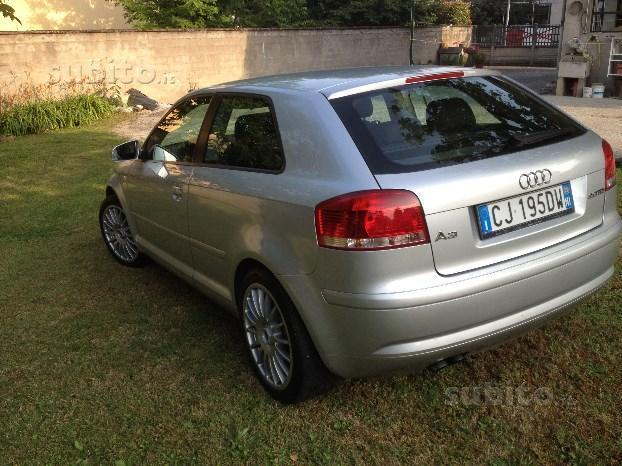 sold audi a3 2 0 tdi s line tuning used cars for sale. Black Bedroom Furniture Sets. Home Design Ideas
