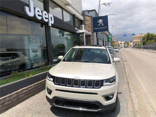 Venduto Jeep Compass Naked 1.6 120cv . - auto usate in vendita