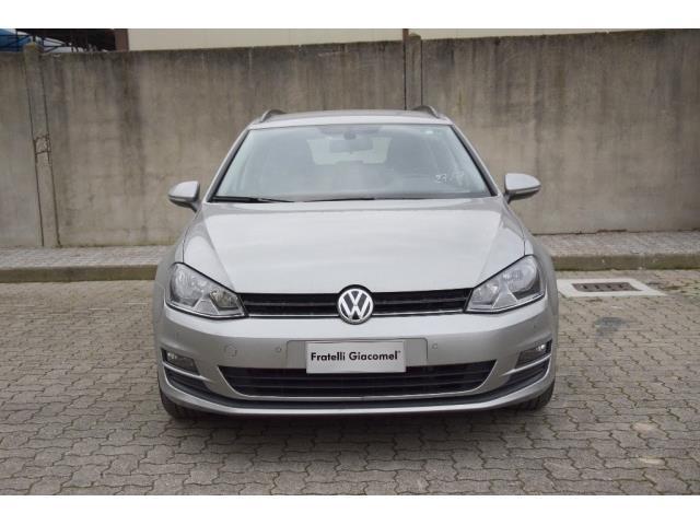 usata VW Golf Variant 1.6 TDI 110 CV Comfortline BlueMotion