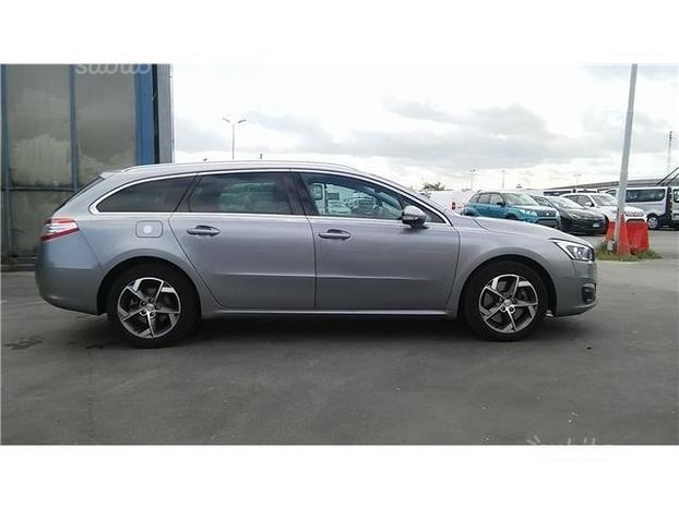 sold peugeot 508 508 sw 2 0 bluehd used cars for sale autouncle. Black Bedroom Furniture Sets. Home Design Ideas