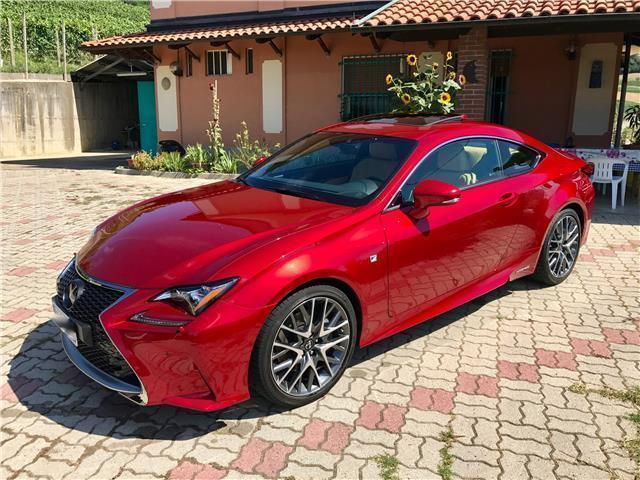 sold lexus rc300h hybrid f sport - used cars for sale - autouncle