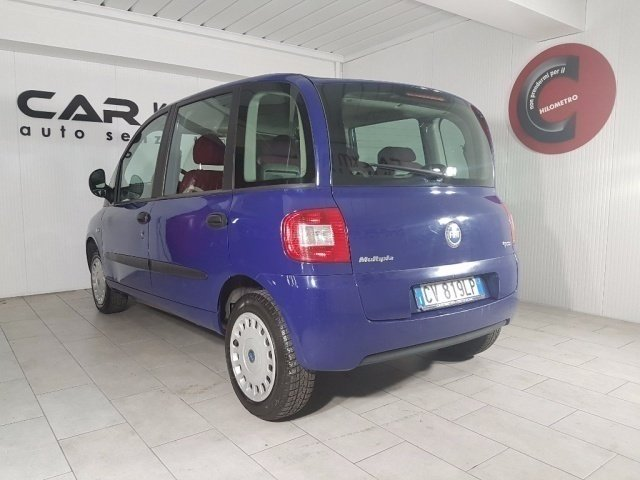 sold fiat multipla 1 6 16v metano used cars for sale autouncle. Black Bedroom Furniture Sets. Home Design Ideas