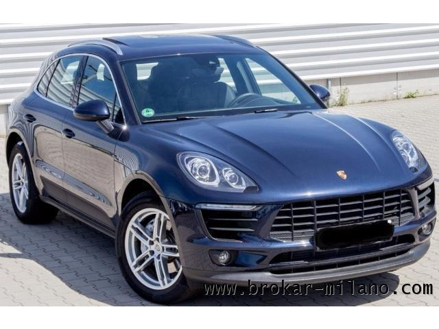 Sold Porsche Macan 3 0 S Diesel Pa Used Cars For Sale Autouncle
