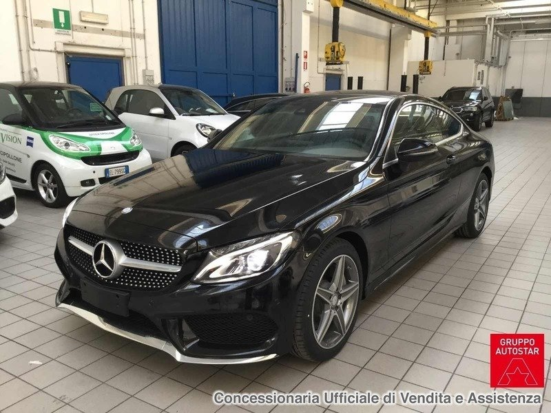 sold mercedes c250 classe c coup a used cars for sale autouncle. Black Bedroom Furniture Sets. Home Design Ideas