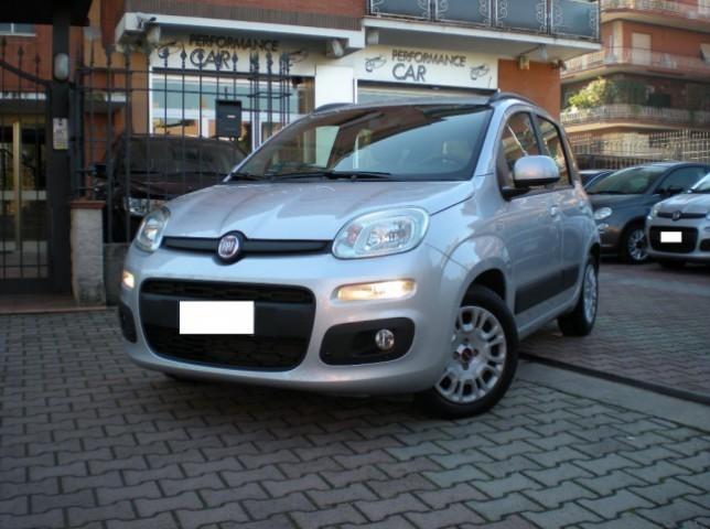 usata Fiat Panda 1.2 LOUNGE VETTURA AZIENDALE SOLO 14000KM!!!